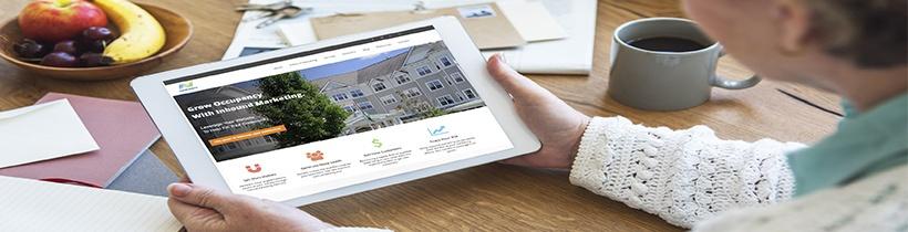 digital marketing for assisted living
