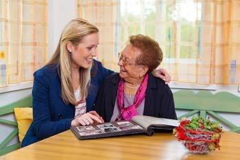 web design for retirement communities