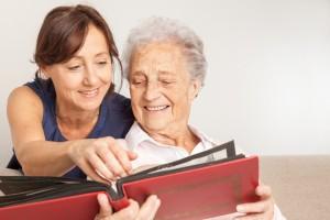 content marketing for senior care